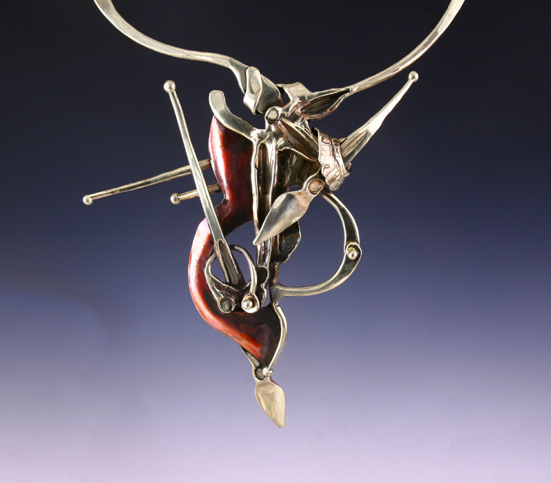 Contemporary Metal Jewelry
