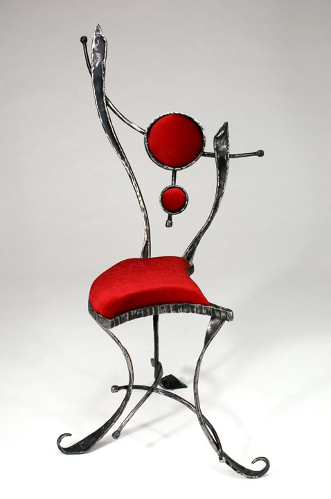 Strange Contemporary Furniture By Mike Edelman Machost Co Dining Chair Design Ideas Machostcouk