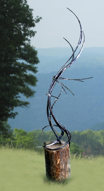 Contemporary Sculpture By Mike Edelman